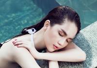 Ngọc Trinh đạt giải 'Nữ hoàng bikini' Châu Á tại Hàn Quốc