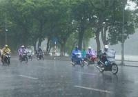 Có mưa rào và giông nhiều nơi trên toàn quốc trong 6 ngày nghỉ lễ