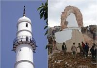 Chùm ảnh: Nepal trước và sau thảm họa động đất