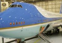 Choáng với 'siêu pháo đài bay' có 1 không 2 của tổng thống Obama