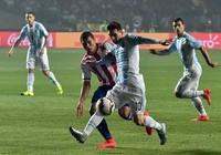 Argentina thắng Paraguay: Nghiền nát đối thủ bằng một sét tennis
