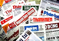 Thay đổi quy định xử phạt hành chính với cơ quan báo chí