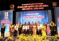 Vinh danh các công nhân đoạt giải thưởng Tôn Đức Thắng