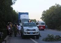 CSGT truy đuổi tài xế xe đầu kéo gây tai nạn nghiêm trọng rồi bỏ trốn