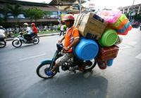 Quy định mới về xếp hàng hóa trên phương tiện giao thông đường bộ