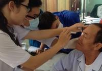 400.000 người bị cườm mắt mỗi năm