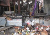 Hỗ trợ hơn 400 triệu đồng cho các tiểu thương vụ cháy chợ Tứ Hạ