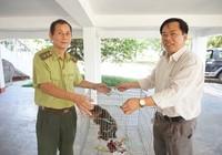 Người dân bỏ tiền triệu mua khỉ để thả về thiên nhiên