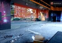 Cận cảnh sự hoang tàn trong cao ốc Thuận Kiều Plaza