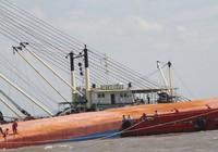 Vụ chìm tàu ở Soài Rạp: Tìm thấy hai thi thể thuyền viên