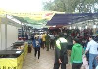 Hơn 80 gian hàng tham gia Phiên chợ hàng Việt