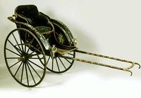 Cổ vật xe kéo tay của Hoàng thái hậu Từ Minh lưu lạc đã trở về VN