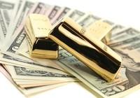 Giá vàng và đôla cùng giảm