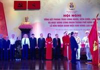 Liên đoàn Lao động TP.HCM đón danh hiệu anh hùng lao động