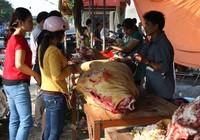 Hàng trăm con bê bị giết thịt tại chợ 'bán rủi cầu may'