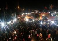 Chợ Viềng: Nghẹt thở đi chợ cầu may