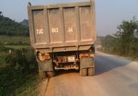Kiểm tra nguồn gốc diệp thạch sét bán cho nhà máy Vicem Vạn Ninh