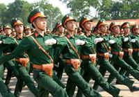 Quy định mới về phong, thăng, giáng cấp hàm trong quân đội