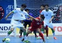 Futsal Việt Nam không muốn làm đội lót đường ở World Cup