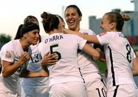 Nữ tuyển thủ Mỹ đòi lương ngang… nam
