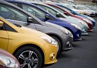 Những chính sách về ô tô có hiệu lực trong tháng 4