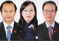 Chùm ảnh: 10 lãnh đạo Ban, Bộ ngành, tỉnh thành trẻ nhất cả nước