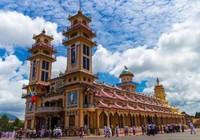 Chùm ảnh: Hành hương về Hội Yến Diêu Trì Cung