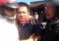 Bị can vụ bắn chết 3 người nhờ Dân Việt dẫn ra đầu thú