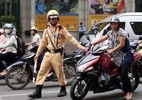 Cảnh sát không được dừng xe để kiểm tra 'chính chủ'