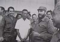 Gặp người chụp 250 bức ảnh Fidel Castro tại Việt Nam