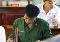 Điều kiện tuyển sinh vào trường quân đội