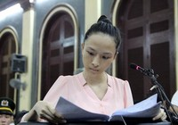 Vụ Phương Nga: Đề nghị triệu tập điều tra viên đến toà