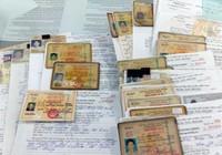 Xài giấy phép lái xe giả: Tội tăng nặng