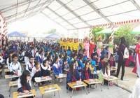 Hải Phòng: Hơn 500 học sinh giỏi dự lễ khai bút