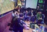 Bắt nhóm tổ chức sinh nhật cho 'đàn chị' bằng ma túy