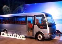 Mercedes-Benz tham gia thị phần xe buýt