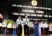 Home Credit: Hai năm liền nhận bằng khen của Liên đoàn Lao động
