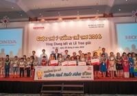 Những tài năng nhí ở chung kết Ý tưởng trẻ thơ 2016