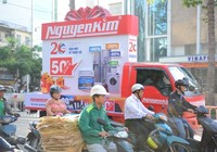 Nguyễn Kim: Tiên phong xây dựng kênh bán lẻ hiện đại ngành điện máy