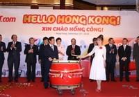 Vietjet mở đường bay TP.HCM - Hong Kong