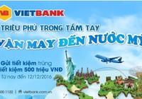 Cơ hội du lịch Mỹ cùng VietBank