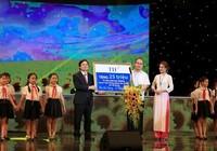 Sữa học đường- Vì tầm vóc Việt