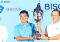 Kết thúc giải golf FLC Golf Championship 2016