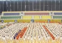 4.000 người cao tuổi và giải đấu thể dục dưỡng sinh