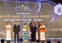 Vingroup: Top 10 doanh nghiệp phát triển bền vững nhất
