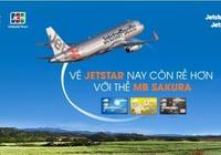 Thanh toán vé máy bay thẻ MB JCB được hoàn tiền