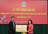 FrieslandCampina Việt Nam ủng hộ Tết vì người nghèo