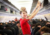 Vietjet giảm 40% giá vé Tết các chuyến bay đêm