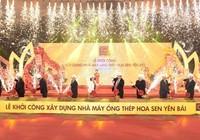Hoa Sen: dự án thép hơn 1.000 tỉ đồng ở Yên Bái