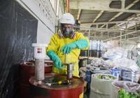 Tìm kiếm giải pháp xử lý chất thải công nghiệp